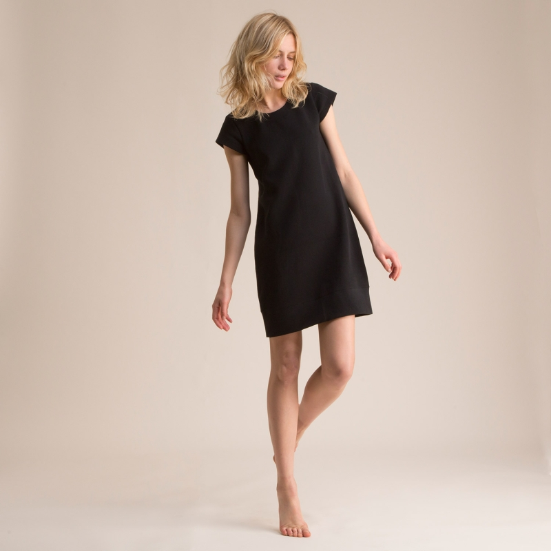 Made in USA Sweatshirt Dress
