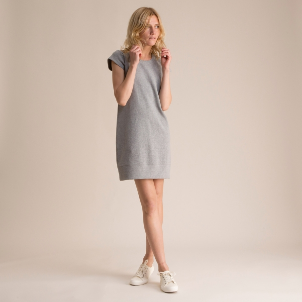 Made in USA Sweatshirt Dress